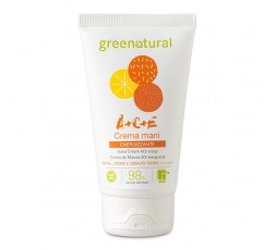 Greenatural CREMA MANI Multivitamine ACE - 75 ml