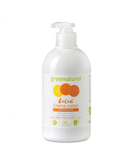 GN CREMA CORPO Multivitamine ACE - 500 ml