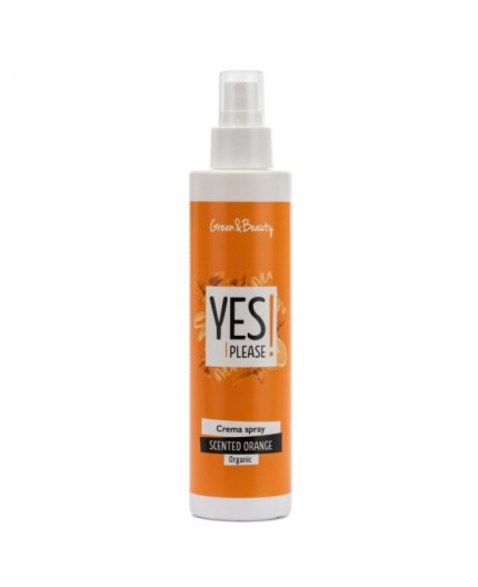 G&B CREMA SPRAY SCENTED ORANGE - RIGENERANTE - 200 ml