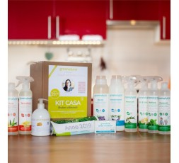 KIT CASA Greenatural - Routine Settimanale
