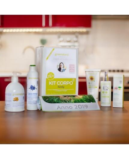 KIT CORPO Greenatural - Family