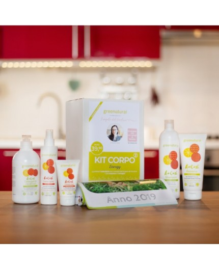 KIT CORPO Greenatural - Energy