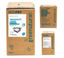 Greenatural Ammorbidente LAVANDA - eco - 5 Kg