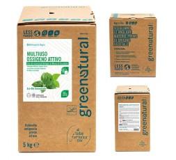 Greenatural Multiuso MENTA & EUCALIPTO - ecobio - 5 Kg