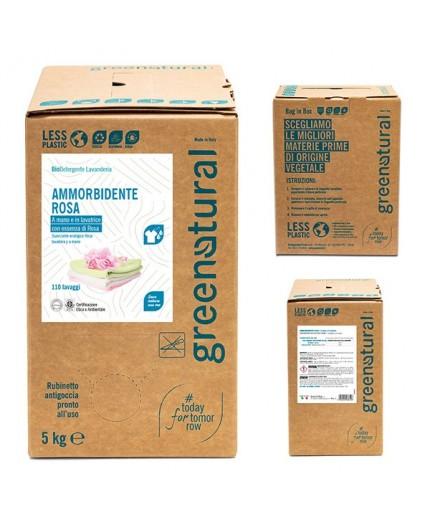 GN Ammorbidente ROSA - Eco - 5 Kg