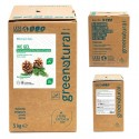 Greenatural BAG WC GEL Disincrostante 3in1 PINO - eco - 5 Kg