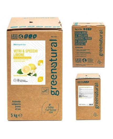 Greenatural Vetri & Specchi - LIMONE - 5 Kg