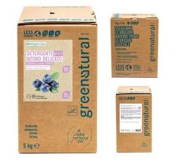 GN Detergente intimo delicato CALENDULA, LAVANDA & MIRTILLO - ecobio - 5 Kg
