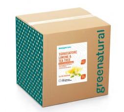 GN Sgrassatore LIMONE & TEA TREE - ecobio - 10 Kg