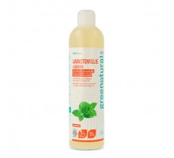Greenatural Lavastoviglie liquido MENTA & EUCALIPTO - ecobio