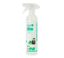 Greenatural MOUSSE Bagno 2in1 MENTA & TEA TREE - eco - 500ml
