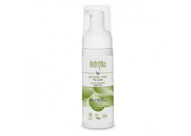 Anthyllis MOUSSE VISO - TE' VERDE  - 300 ml