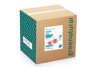 Greenatural Bucato Rosa - eco - 10 Kg