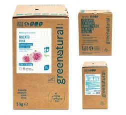 Greenatural Bucato Rosa - eco - 5 Kg