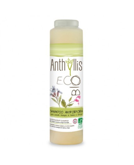 ANT Shampoo ANTIFORFORA - Salvia & Ortica - 250 ml