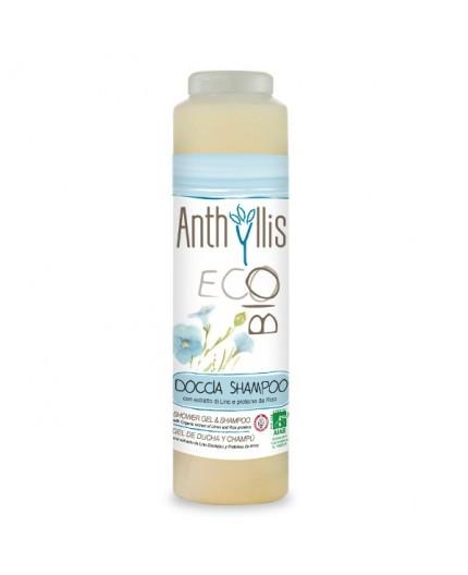ANT DocciaShampo - LINO & RISO - 250 ml
