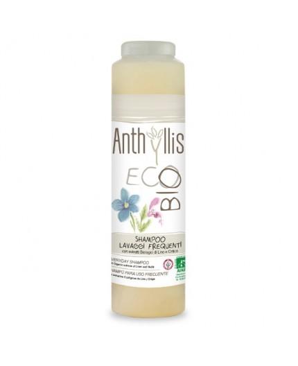 Shampoo LAVAGGI FREQUENTI Anthyllis - LINO & ORTICA - 250ml