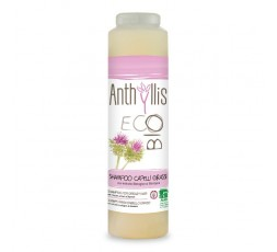 Shampoo CAPELLI GRASSI Anthyllis - BARDANA & ROSMARINO - 250 ml