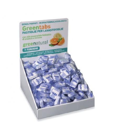 GN Greentabs LAVASTOVIGLIE - 450 pz Limone & Arancio