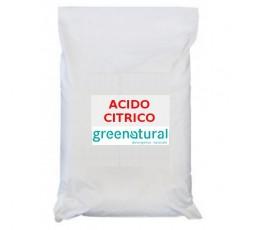 GN Acido Citrico Anidro - Sacco 25 Kg