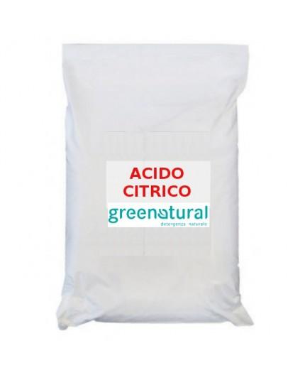 GN Acido citrico - Sacco 25 Kg