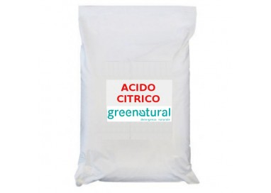 GN Acido citrico 500gr