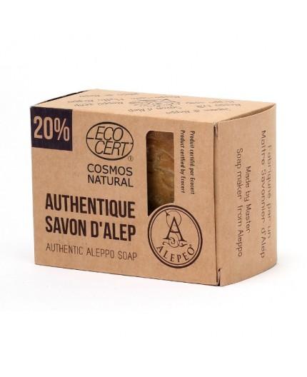 Sapone di ALEPPO 20% - 200 gr