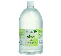 EKOS Ricarica Sapone Liquido ORTICA - ecobio - 1000 ml