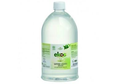 EKOS Detergente Mani - RICARICA - Ortica - ecobio - 1000 ml
