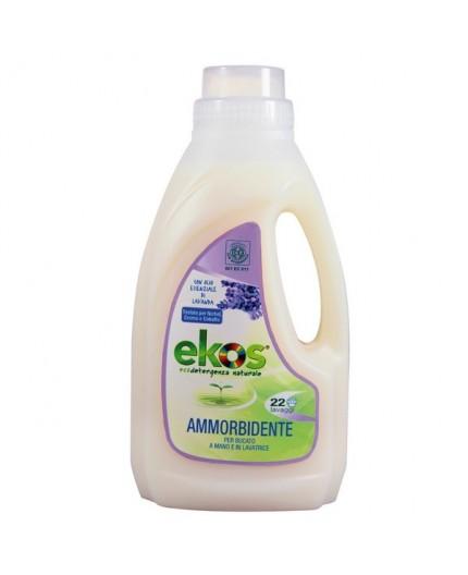 EKOS Ammorbidente Liquido - LAVANDA - 1000 ml