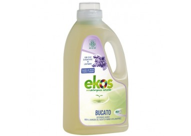 EKOS Bucato a Mano e Lavatrice - LAVANDA - 2000 ml