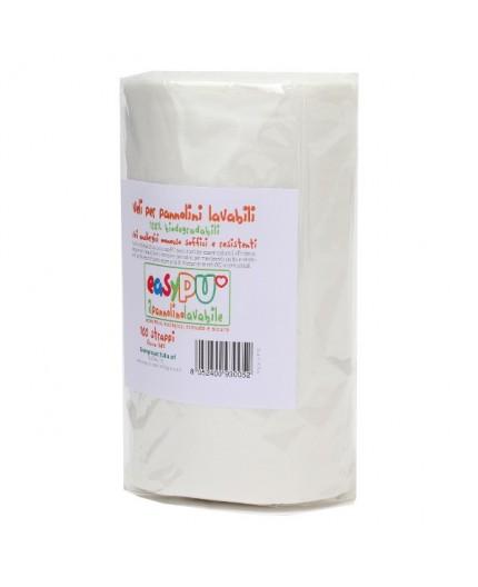 Veli per Pannolini Lavabili in Cellulosa - EasyPu'