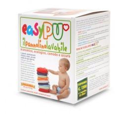 Pannolino lavabile Bebè - EasyPu' - KIT 22 UNISEX