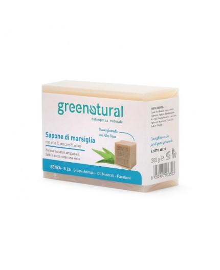 Sapone Vegetale di MARSIGLIA per bucato - 300 gr
