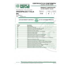 Greenatural Detergente Mani e Corpo - MENTA & ARANCIO - ecobio - 100 ml