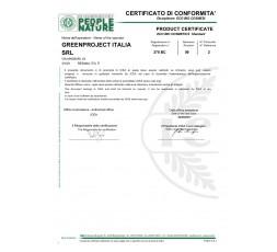 GN Detergente Mani e Corpo - MENTA & ARANCIO - ecobio - 500 ml