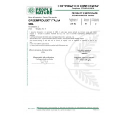 Greenatural Shampoo ANTIFORFORA SALVIA & ORTICA - ecobio - 250 ml