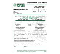 Greenatural Detergente Mani e Corpo - MENTA & ARANCIO - ecobio -1000 ml