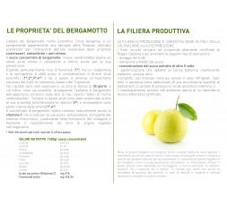 BERGAMOTTO Concentrato - COLESTEROLO  Fieno Greco, Erba Medica - 500 ml