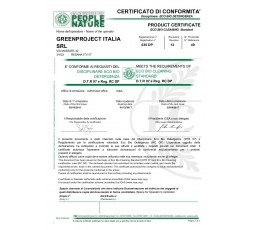 GN Sgrassatore LIMONE & TEA TREE - RICARICA - ecobio 500 ml