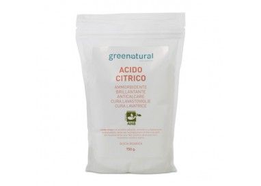GN Acido Citrico - RICARICA - busta 0,75 Kg