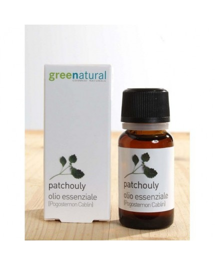 GN Olio essenziale patchouly - 10 ml