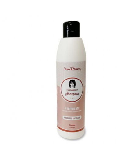 G&B Shampoo ZENZERO & LIMONE - NUTRIENTE - 200 ml