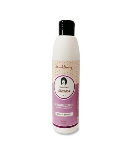 G&B Shampoo PASSIFLORIA - RIVITALIZZANTE - 200 ml