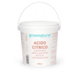 Greenatural Acido Citrico - 500 gr