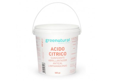 Greenatural Acido Citrico - 500 gr