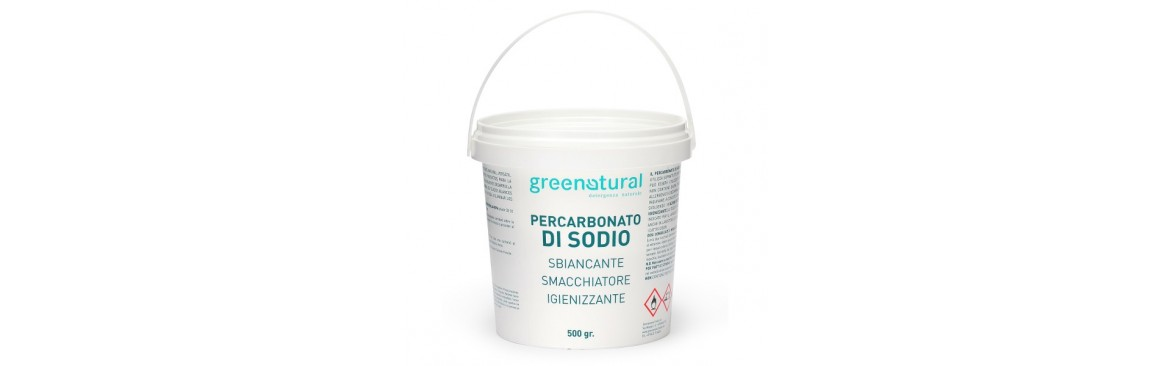 Greenatural Percarbonato di Sodio