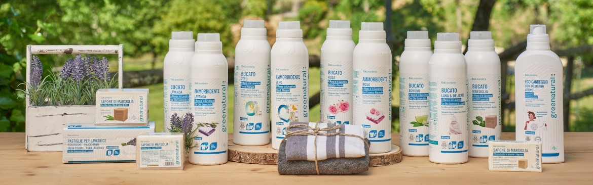 Greenatural Bucato