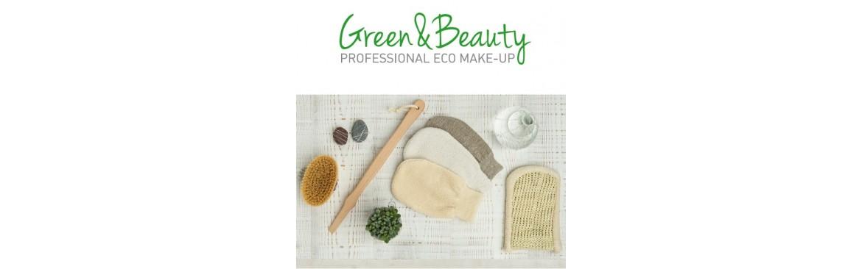 Guanti Green&Beauty per una dolce e morbida detersione della tua pelle