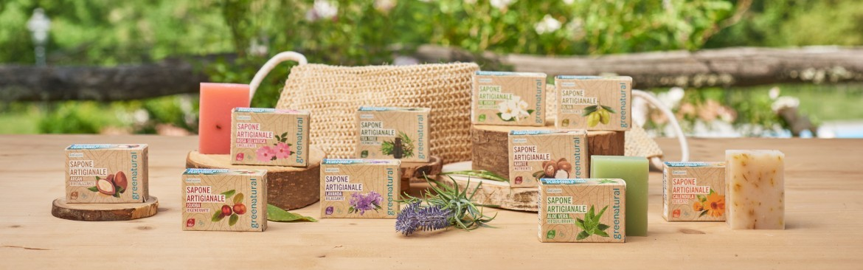 Saponette Greenatural